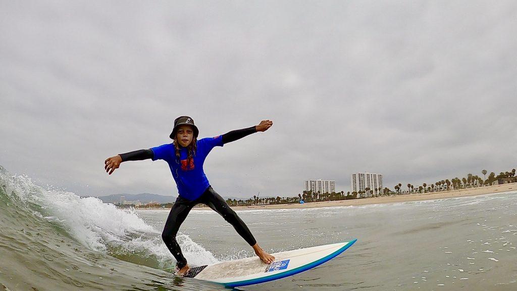 Big wave surf session by Razz Lee